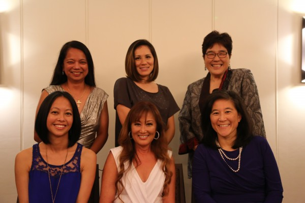 photo of aiea pearl city dental care hygienists top row left to right teo sandie karen bottom row left to right tracy sherri kim