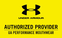 image given by under armour saying we are an authorized provider